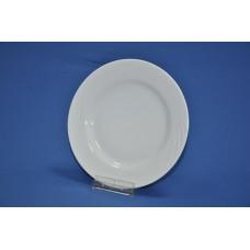 тарелка мелкая 175 мм (1/20) (белье) ф. голубка 4 сорт