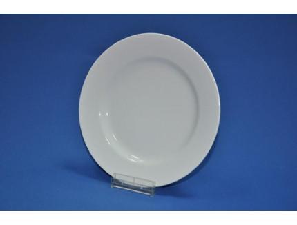 тарелка мелкая 200 мм (1/20) (белье) идиллия 0165 4 сорт