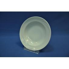 тарелка глубокая 200 мм (1/20) (белье) ф. голубка