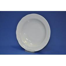 тарелка глубокая 220 мм (1/12) (белье) ф. надежда