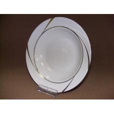тарелка глубокая 220 мм (1/12) (бомонд)
