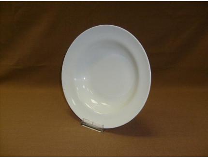 тарелка глубокая 240 мм (1/12) (белье) ф. идиллия