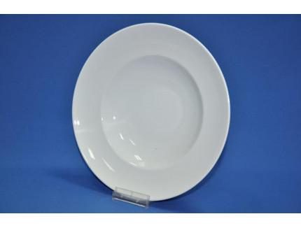 тарелка глубокая 260 мм д/пасты (белье)