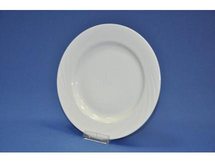 тарелка мелкая 200 мм (1/20) (белье) ф. голубка