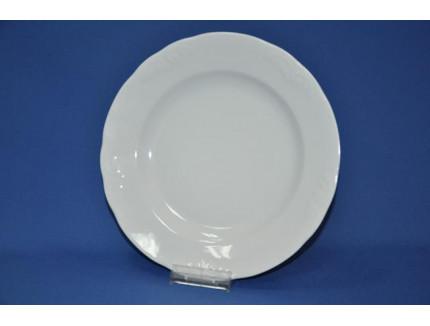 тарелка мелкая 200 мм (1/20) (белье) ф. надежда