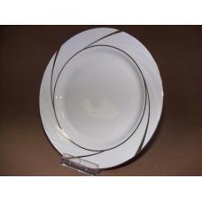 тарелка мелкая 200 мм (1/20) (бомонд)