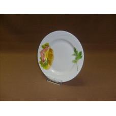 тарелка мелкая 200 мм (1/20) (бутерброды)