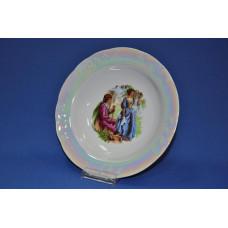 тарелка мелкая 200 мм (1/20) (мадонна) ф. надежда