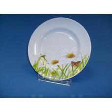тарелка мелкая 200 мм (1/20) (ромашка)