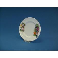 тарелка мелкая 240 мм (1/12) (букет цветов)