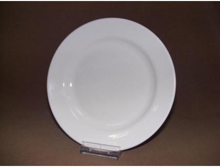 тарелка мелкая 265 мм (1/6) (белье) ф. идиллия