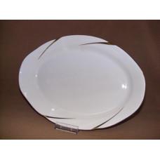 блюдо овальное 350 мм (1/5) (бомонд)