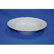 тарелка глубокая 240 мм (1/12) (белье) ф. надежда