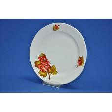 тарелка мелкая 200 мм смородина