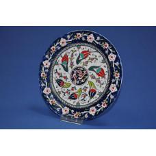 тарелка десертная 18 см кругл. лале