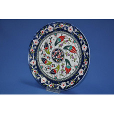 тарелка десертная 23 см круг Лале