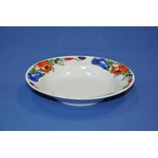 тарелка 240 глубокая (овощи бортовые)