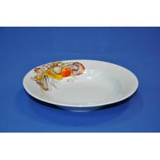 тарелка 240 глубокая (грибы)