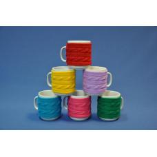 Кружка  в вязаном свитере