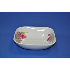 салатник 1040 мл. (розовые тюльпаны)