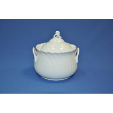ваза д/супа 2200 мл (белье) ф. голубка