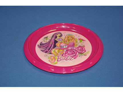 Тарелка 21,5 см Барби