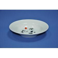 тарелка глубокая 200 мм (1/20) (панда)