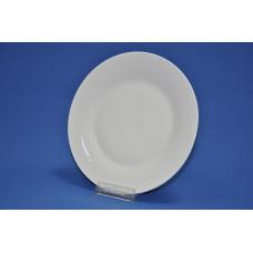 тарелка десертная 20 см белая