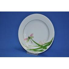 тарелка мелкая 200 мм (1/20) (стрекоза)