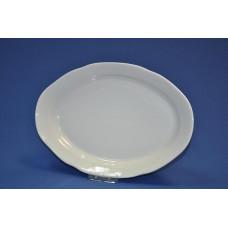 блюдо овальное 330 мм. идиллия (белье)