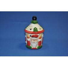 Сувенир новогодний 10*10*6 см Дед мороз
