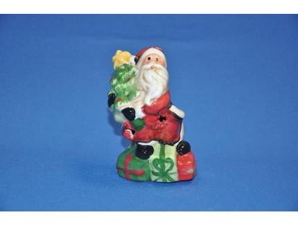 Сувенир новогодний 7*6*12 см Дед мороз с подарками
