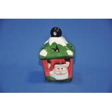 Сувенир новогодний 6*6*9 см Дед Мороз