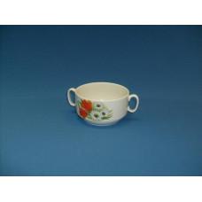 чашка для бульона 470 мл ромашка с тюльпаном (1/8) артикул: 0787