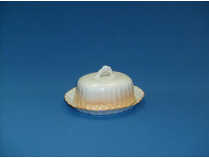 масленка ф.тюльпан 600 мл.(1/8) (без деколи) артикул: 0455