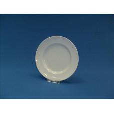 тарелка мелкая 240 мм (1/12) (белье) ф. идиллия