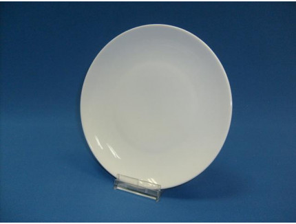 тарелка без борта 125 мм Белье
