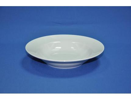 тарелка глубокая 200 мм (1/20) (белье) ф. идиллия 4 сорт
