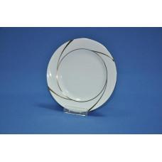 тарелка мелкая 175 мм (1/20) (бомонд)