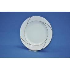 тарелка мелкая 240 мм (1/12) (бомонд)