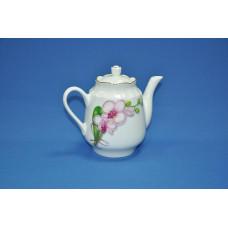 чайник 1750 мл. ф.романтика (1/4) Белая орхидея