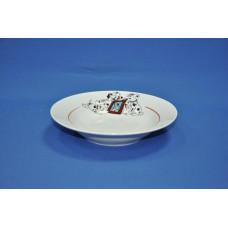 тарелка глубокая 200 мм (1/20) (долматинцы)