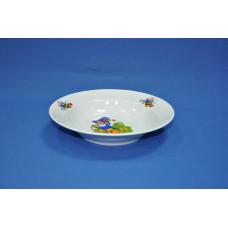 тарелка глубокая 200 мм (1/20) (лесовичок)