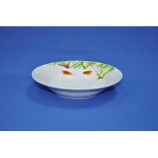 тарелка глубокая 200 мм (1/20) (ромашка)