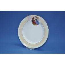 тарелка мелкая 240 мм (1/12) (мадонна)