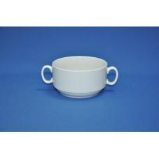 чашка д/бульона 470 мл белье (1/8) 0677