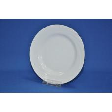 тарелка мелкая 175 мм ф. голубка золото (1/20) 0871