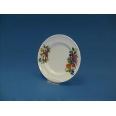 тарелка мелкая 200 мм (1/20) (букет цветов)