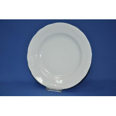 тарелка мелкая 240 мм (1/12) (белье) ф. надежда