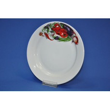 тарелка 240 мм мелкая (овощи)